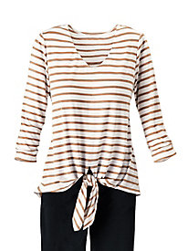 St. Tropez Striped Top