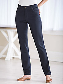 So-Slim Knit Jeans
