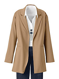 Long & Lean Jacket
