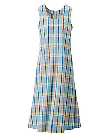 Mad for Madras Sundress