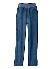 Wear-Everywhere Tencel� Pants