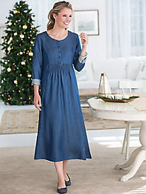 Meadow Ridge Tencel� Dress