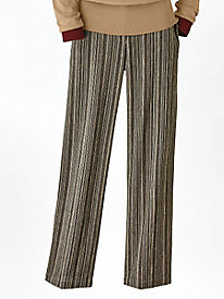 Long & Lovely Striped Pants