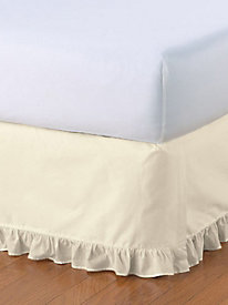 Ruffled-Edge Bedskirt 15