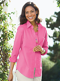 Wrinkle-Free Shirt by Foxcroft