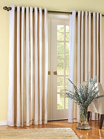Rhapsody Thermavoile Lined Sheer Panel
