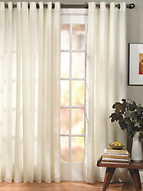 Rhapsody Thermavoile Lined Sheer Panels
