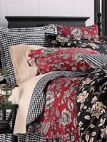 Sabrina Quilt, Shams, Pillows & Bedskirt