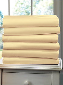Superfit Supima� 500 Thread Count Solid Flat Sheet