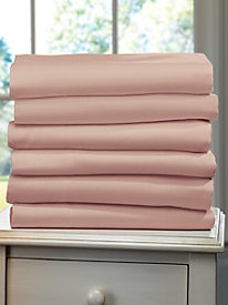 Superfit Supima� 500 Thread Count Solid Fitted Sheet