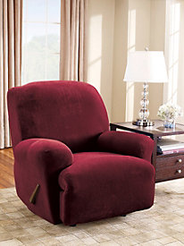 Stretch Pique Recliner Slipcovers