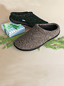 Men's Acorn Mule Slippers