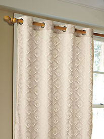 Insulated Lace Curtains (52-in.Wx84-in.L)