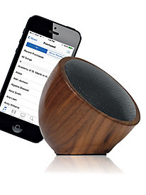 Woodgrain Wireless Speaker