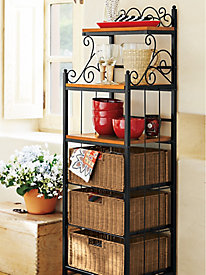 3-Drawer Baker's Rack