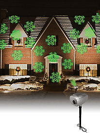 Holiday Motion Projector