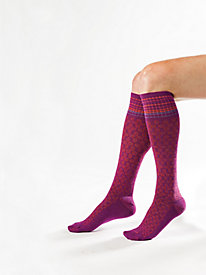 Women's Fashion Compression Socks