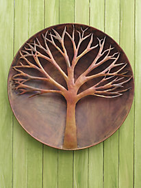 Tree Wall Disc