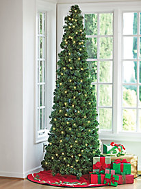 Lighted Pop-Up Tree (7-ft.)