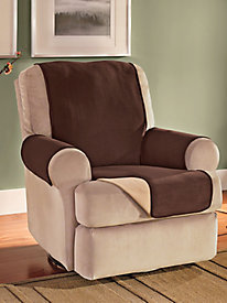 Waterproof Fleece Recliner Cover (65-in.x78-in.)