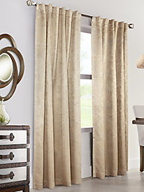 Domino Breeze Curtains (95-in.)