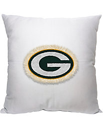 NFL Letterman Team Pillow