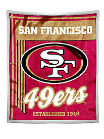 NFL Team Blanket