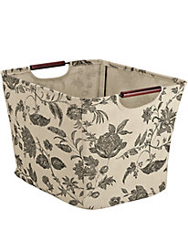 Medium Tapered Fabric Bin