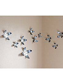 Blossoming Wall D�cor (set of 9)