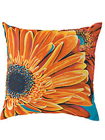 Watercolor Decor Pillow