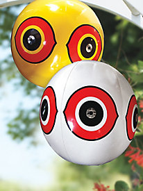 Bird-Repellent Balloons (set of 3)