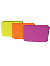 Microfiber Sponges (set of 3)