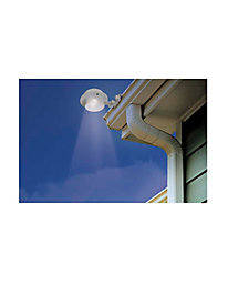 White Solar Gutter Lights (set of 2)