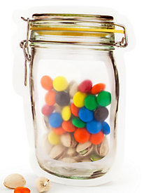 Small Mason Jar Snack Bags (set of 3)