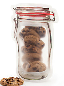 Medium Mason Jar Snack Bags (set of 3)