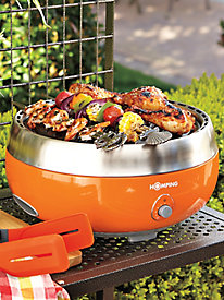 Smokeless Portable Grill