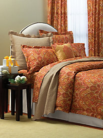 Tangier Paisley Duvet Cover Collection