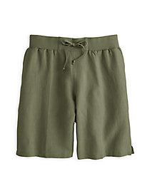 Silk Linen Easy-On Short