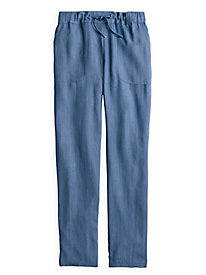 Tencel® Easy-On Pant in Chambray