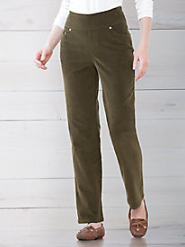 Easy-On Smooth Fit Corduroy Pant