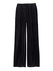 Easy-On Velvet Pants