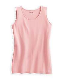 Sleeveless Cotton Modal Tank