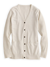 Tunic-length Silk Cotton...