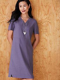 PerfectSilk Short Sleeve Dress