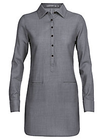 Kala Merino Blend Dress by Icebreaker®