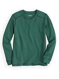 Men's Cotton Silk Thermal Layer Top by WinterSilks