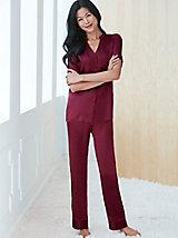 Women's Luxury Pajamas & Silk Nightwear | WinterSilks