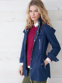 Water Resistant Cotton Jacket
