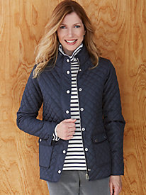 Quilted Lightweight Jacket
