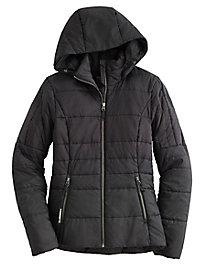 Stratus Hooded Jacket